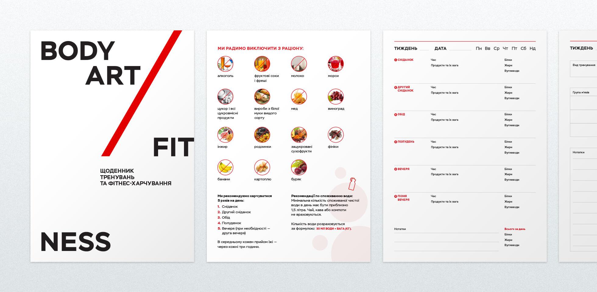 Рекомендації з правильного харчування